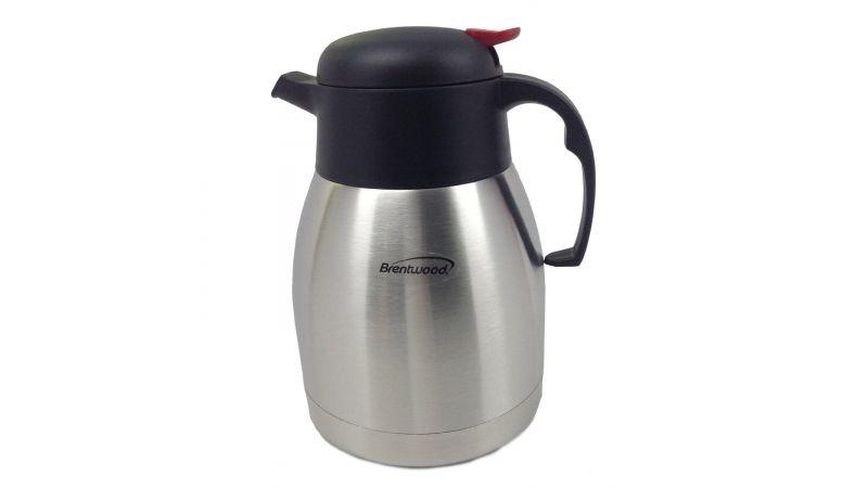 Brentwood 2.0L Vacuum S/S Coffee Pot