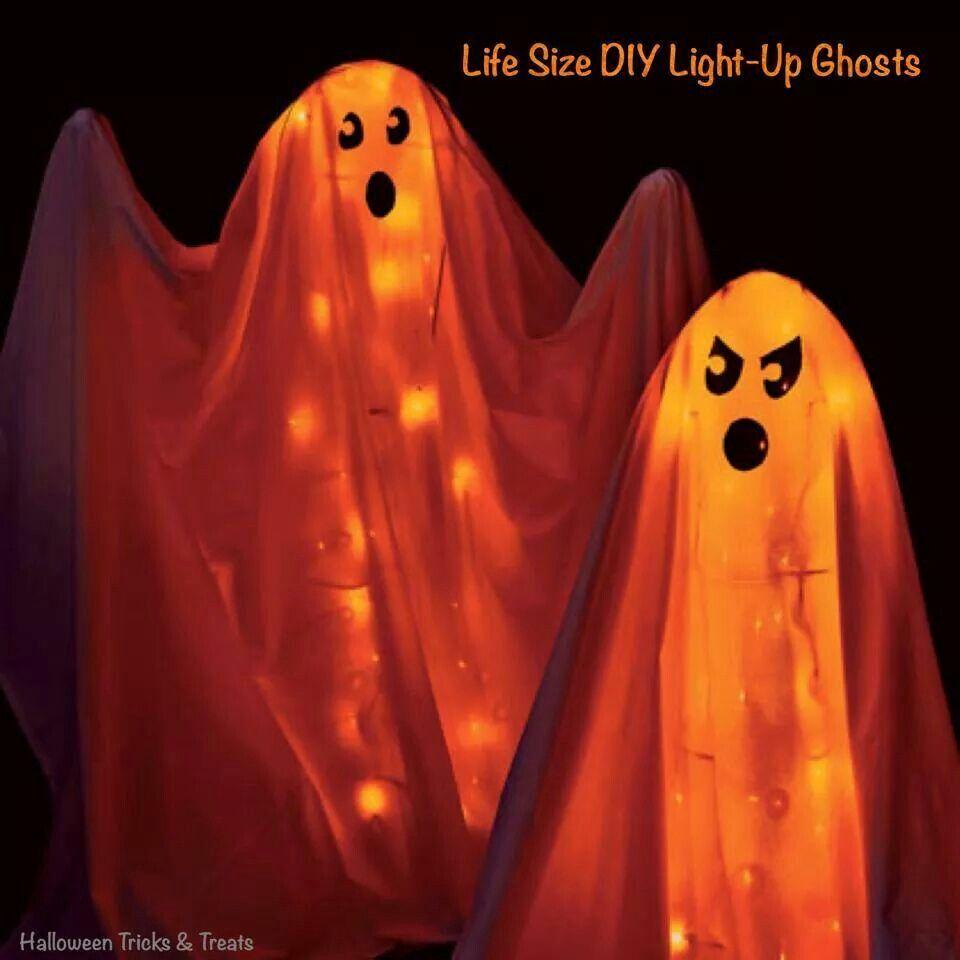 Lifesize Ghosts