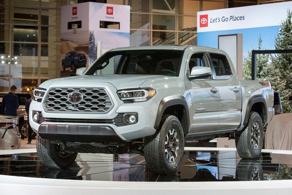 2020 Toyota Release Date History di 2020