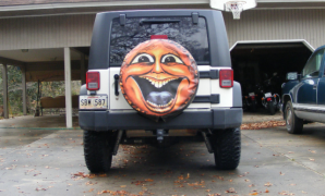 Funny Tire Covers