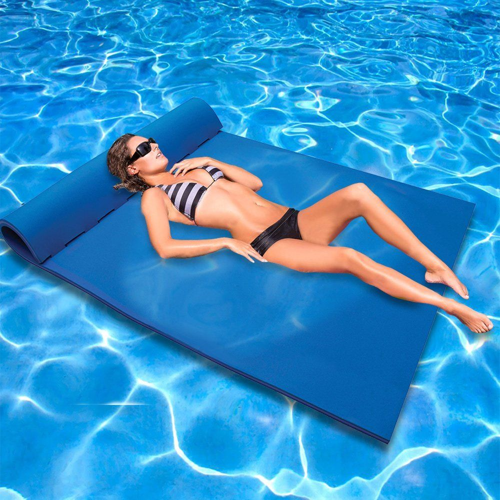 California Sun Deluxe 2-Person Foam Pool Float   Pool and ...