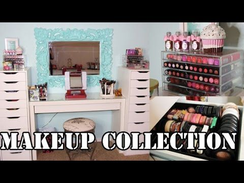 Huge Makeup Collection Makeup Collection Makeup Collection Storage Storage