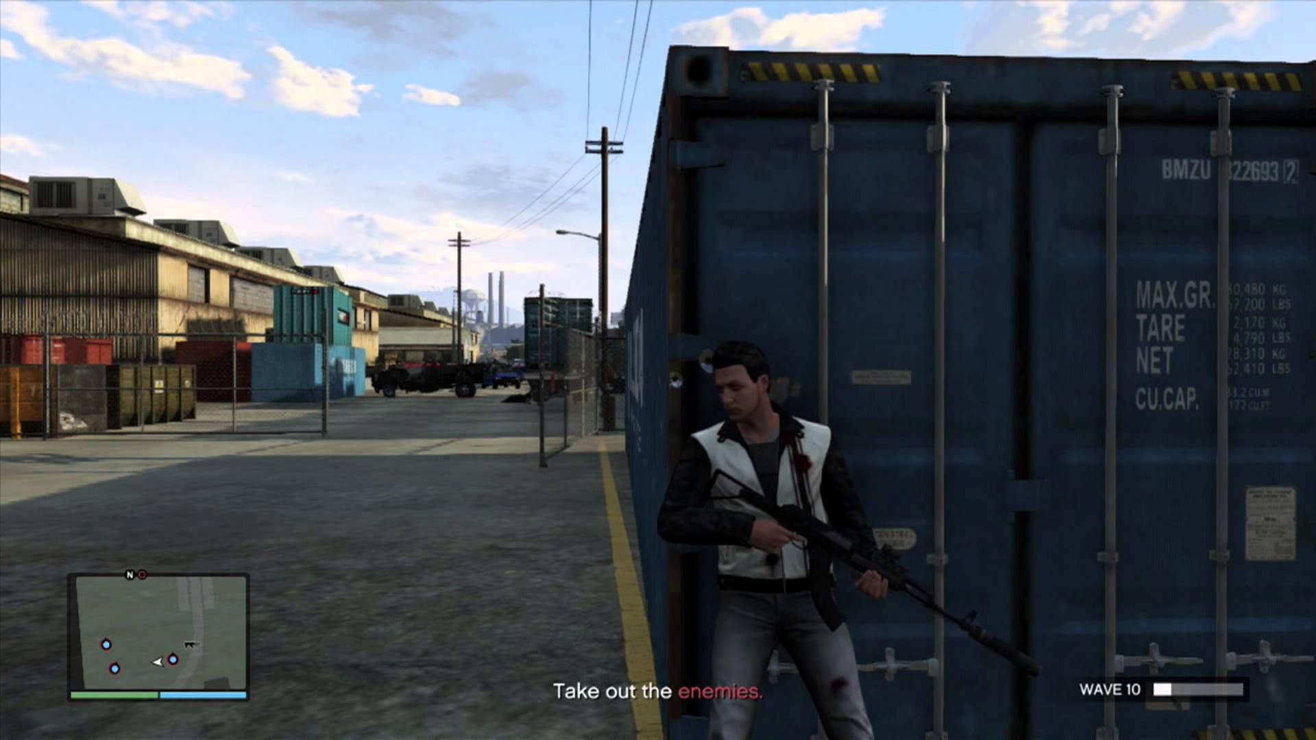 Survival Guide for GTA Online Survival mode, Survival