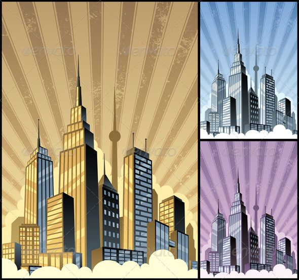 The Cityscape Series