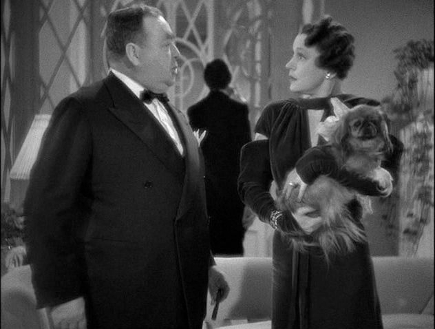 slashed sleeves. Cinema Style File--The Art (Deco) of Comedy in 1936's MY MAN GODFREY | GlamAmor