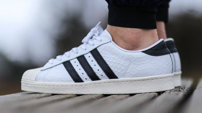 Superstar Adidas Crocodile