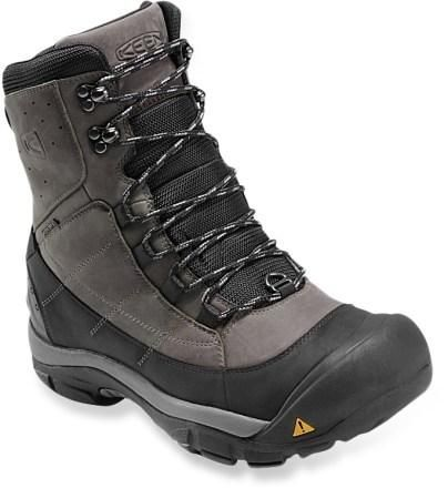 39108f453e5 The warmest boots in the Keen winter line, the waterproof, insulated Summit  County III boots are great for snowshoeing, sledding and hiking. #REIGifts