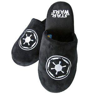 La Guerra de las Galaxias Empire Logo Zapatillas Negro one size c42KraX