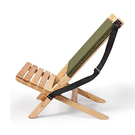 Filson Chelan Folding Chair D Ryan Bunting We Should