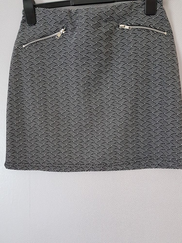 beb9741efc Primark Black And White A-line Skirt Size 10 #fashion #clothing #shoes  #accessories #womensclothing #skirts (ebay link)