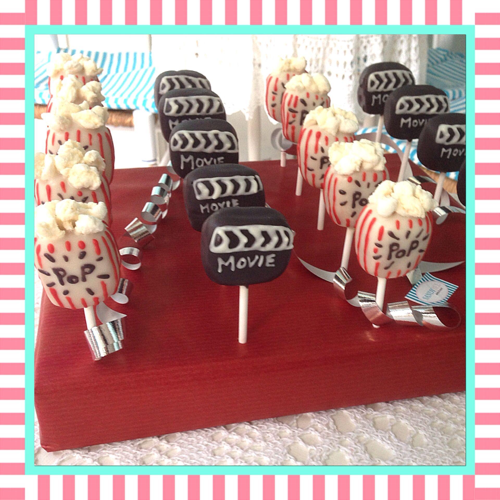 Great Cakepops passend zum Kino Gutschein cakepops by sandybel n rnberg f rth