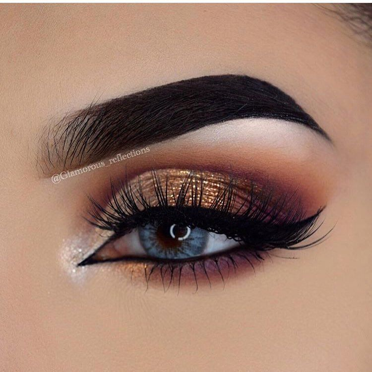 29 Gorgeous Eye Makeup Looks For Day And Evening Eye Makeup For