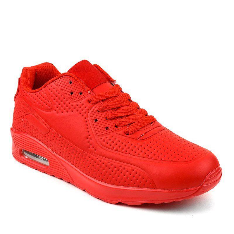 Czerwone Meskie Obuwie Sportowe M014 5 Air Max Sneakers Nike Air Max Shoes