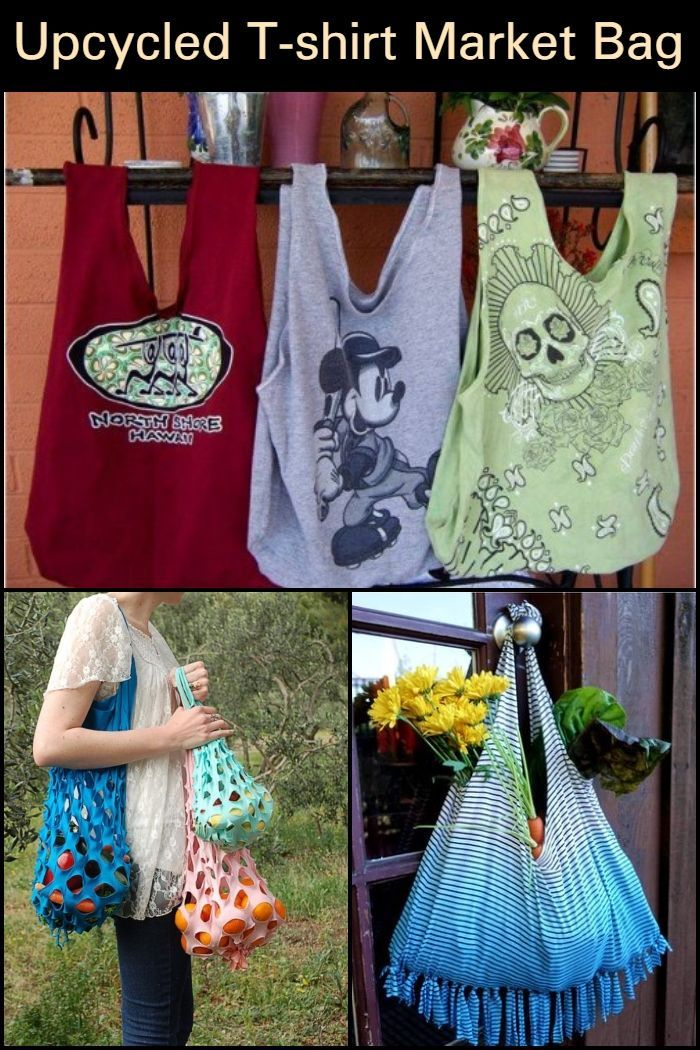 Turn an Unused Tshirt Into an EasyToMake, Low Sew