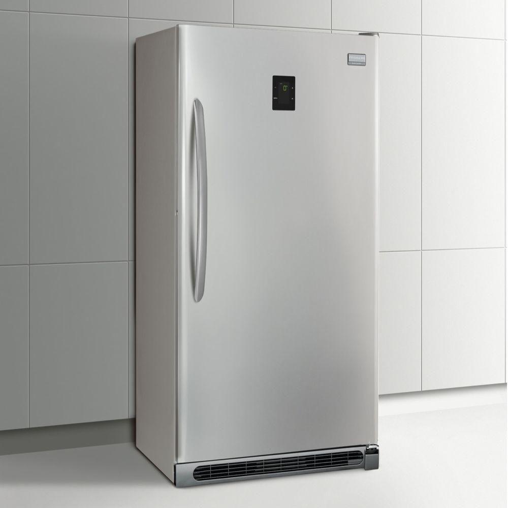 Frigidaire gallery 205 cu ft frost free upright freezer