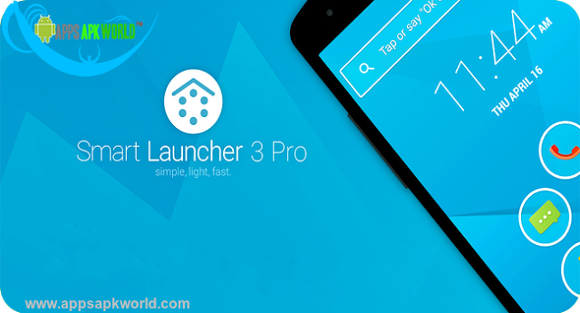 Smart Launcher Pro 3 v3.21.05 Patched APK (With images