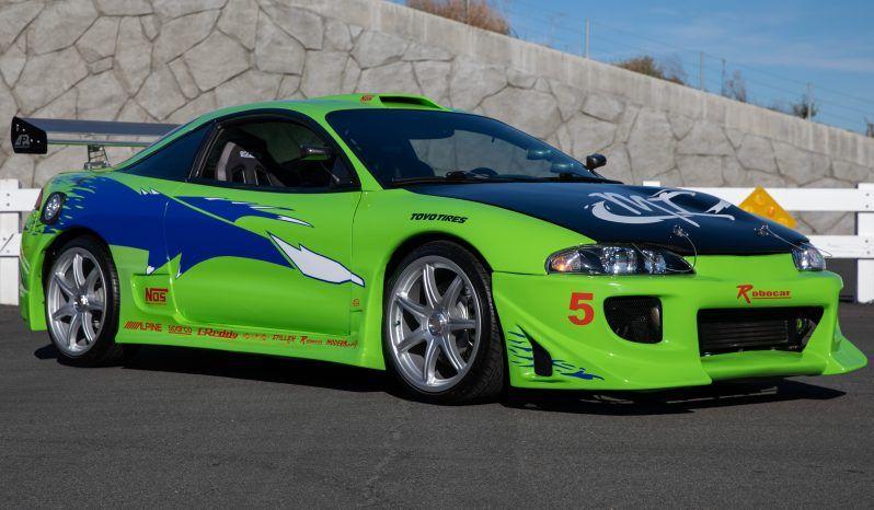 Original Fast Furious Eclipse Rs Paul Walker Tribute Mitsubishi Eclipse Mitsubishi Cars Street Racing Cars