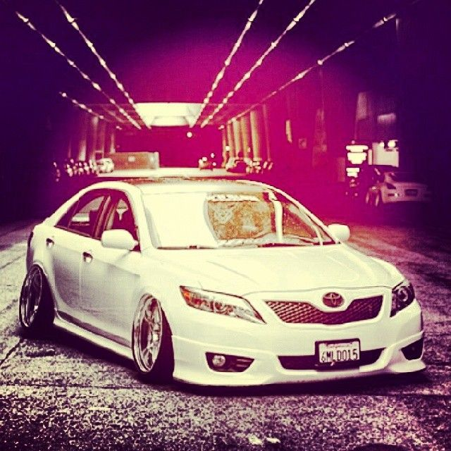 Camry Want To Share Pics Of Your Slammed Stance Rides At Www Rvinyl Com Follow Us And Ask Rvinyl To Add You To The Board Toyota Camry Camry Toyota Usa