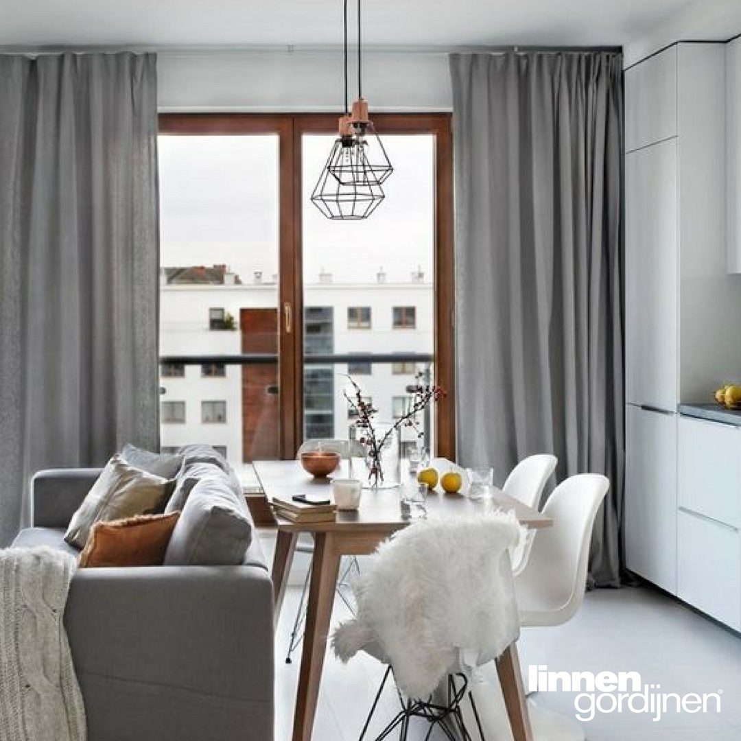 Industrieel interieur met moderne tinten grijs #grijs #interieur ...