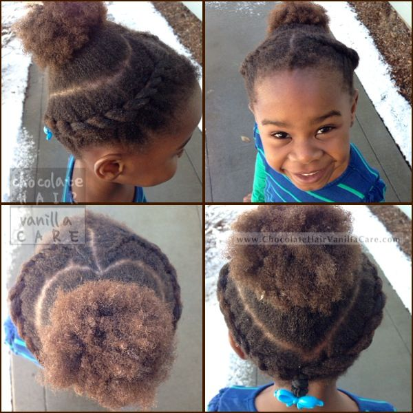 Chocolate Hair / Vanilla Care : Natural hair care for kids ...