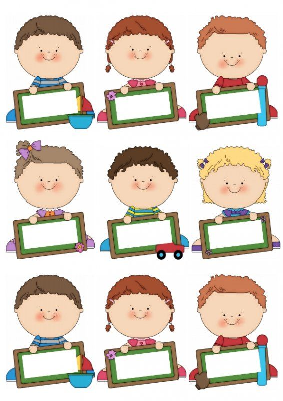 Print and use these name tags around your classroom.See this blog post for more…