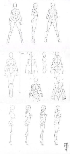 Voceto de mujer | moda | Pinterest | Dibujo, Anatomía y Bocetos