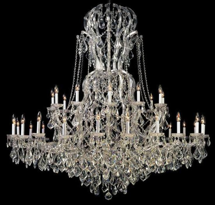 worlds most extravagant chandeliers - Google | Chandeliers and ...