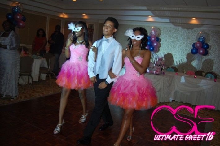 Masquerade Theme Sweet 16 Party Love The Look Janice