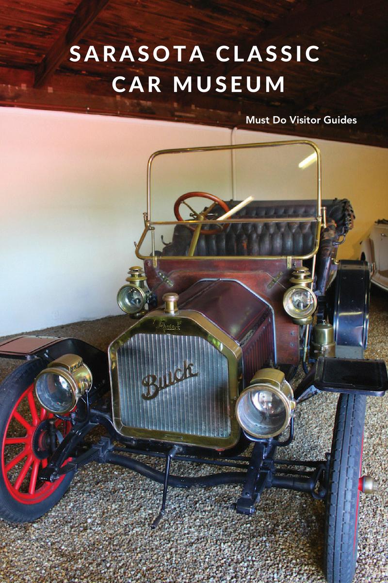 Sarasota Classic Car Museum Vintage & Antique Cars   Car museum ...