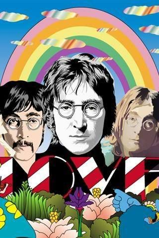 John Lennon Fan Art John Lennon Beatles Art John Lennon Beatles John Lennon