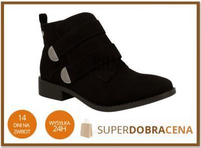 623 Botki Sztyblet Buty Damskie Wkladka Skora 60 5963221833 Oficjalne Archiwum Allegro Shoes Wedges Fashion