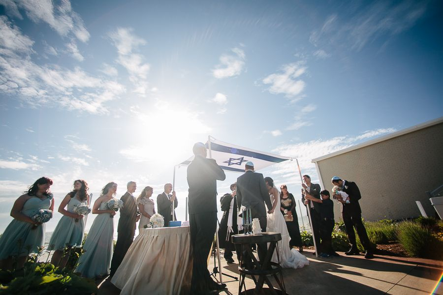 Wedding Photography At The Sea Crest Beach Hotel With Jaime And Ido