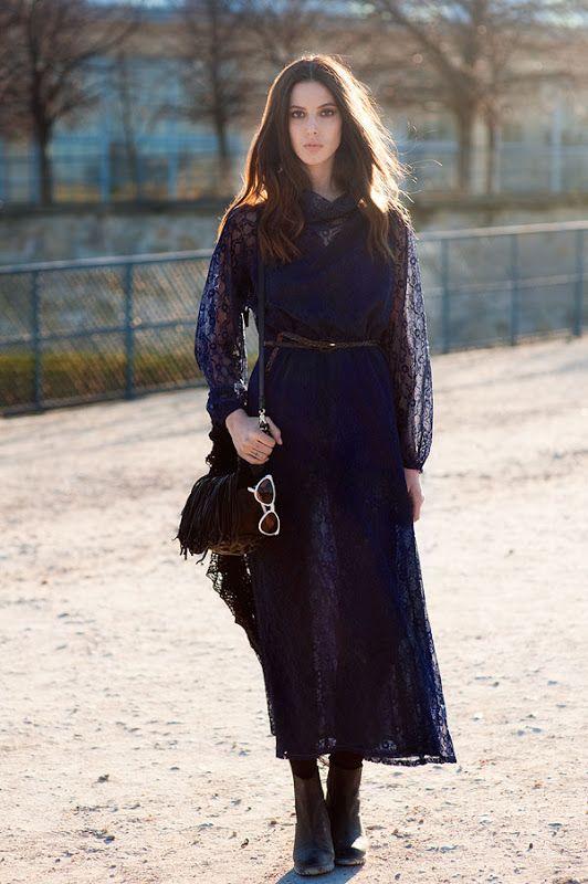 Vanessa Jackman: Paris Fashion Week AW 2011After Jean