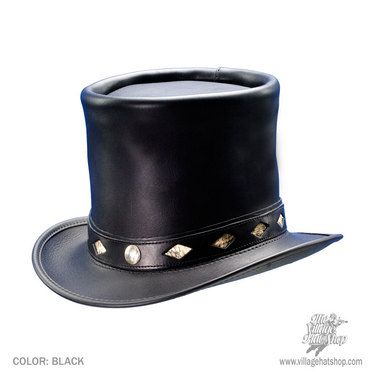 Head  N Home Stove Piper Top Hat by Village Hat Shop (www.villagehatshop .com). 0c19aec42d