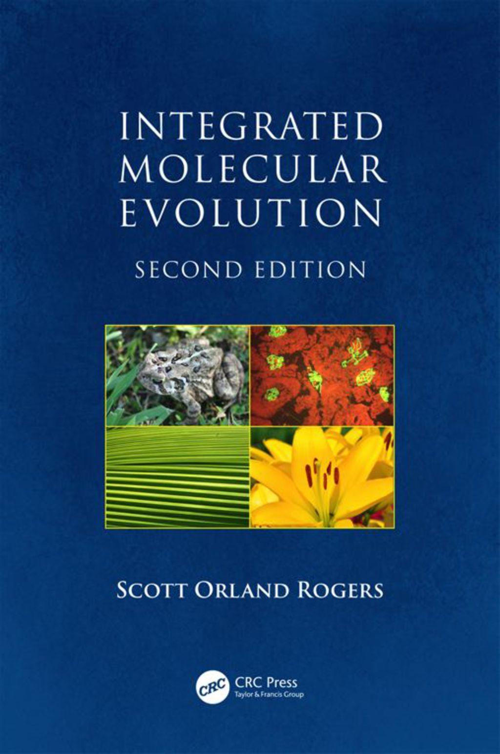 Integrated Molecular Evolution Ebook Rental Molecular