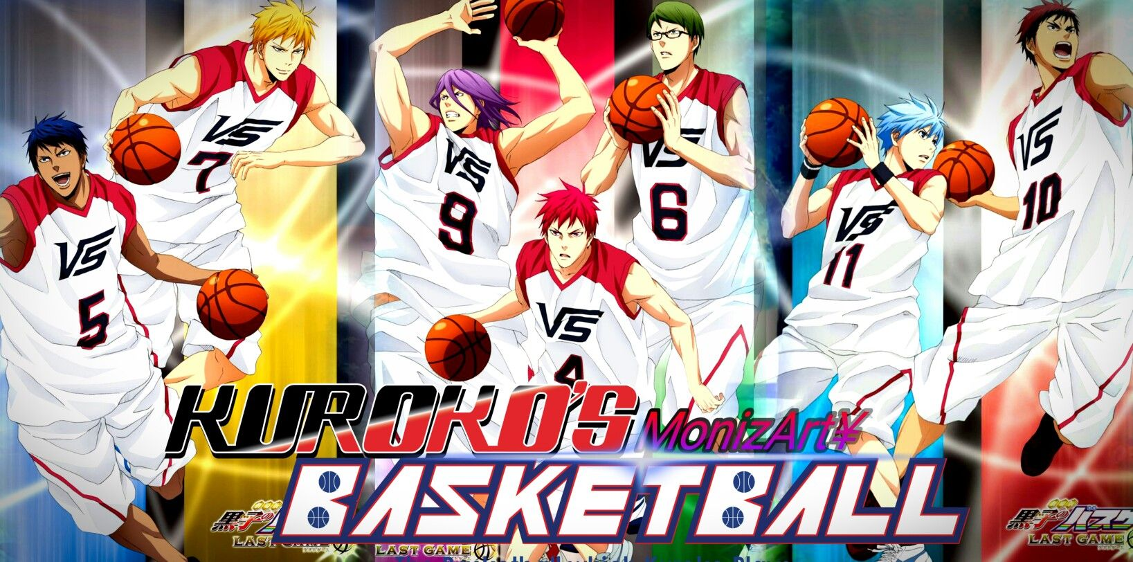 Kuroko No Basket Last Game Full Wallpaper Aomine Daiki