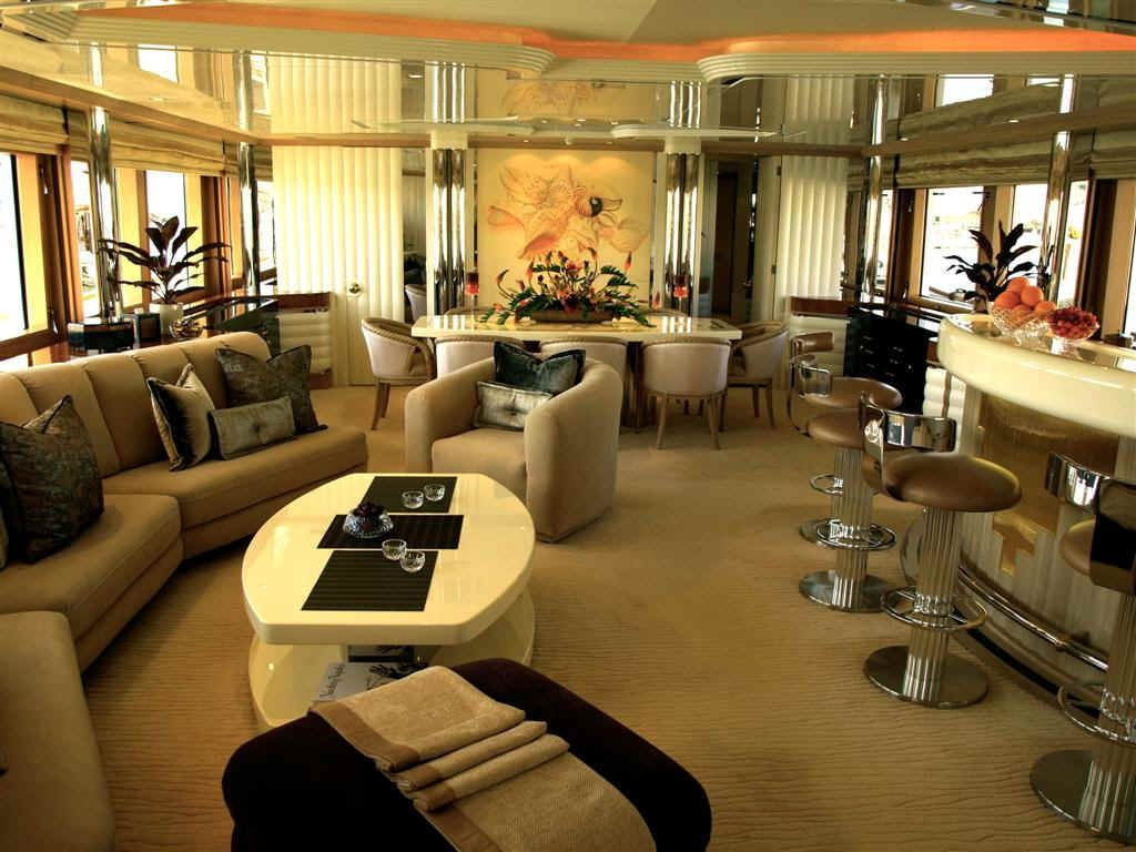 Eclipse yacht interior  inside the world's largest yacht - Google Search | Yachts | Pinterest