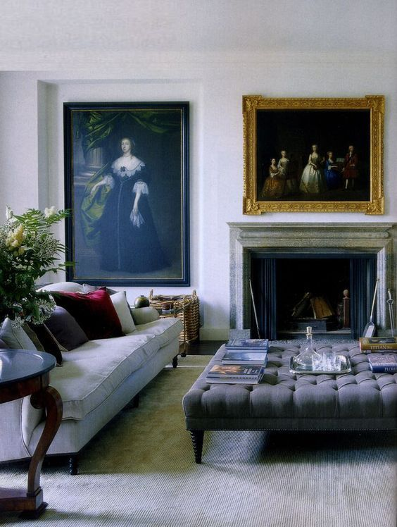 ***Living Room - Chic Simply***