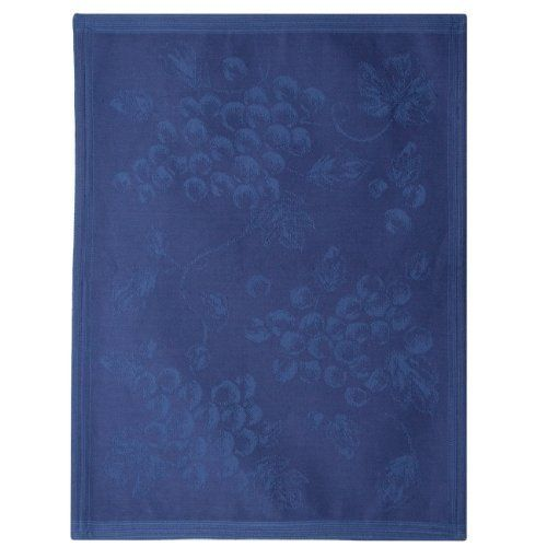 Royal Blue Kitchen Design: Gourmet Classics 14- By 19-inch Royal Blue Placemat With