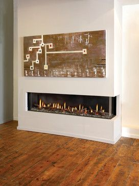 Clear 200 Rs Modern Fireplaces Los Angeles Ortal Usa