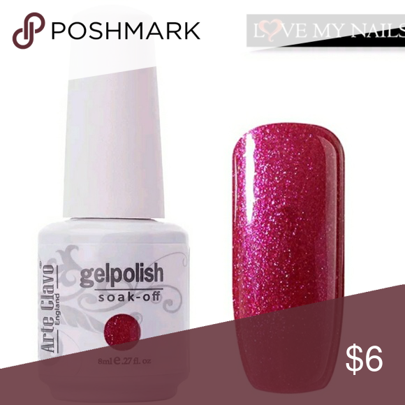 8ml Gel Nail Polish 1484 ✓Brand new and unused! ✓Great quality ...