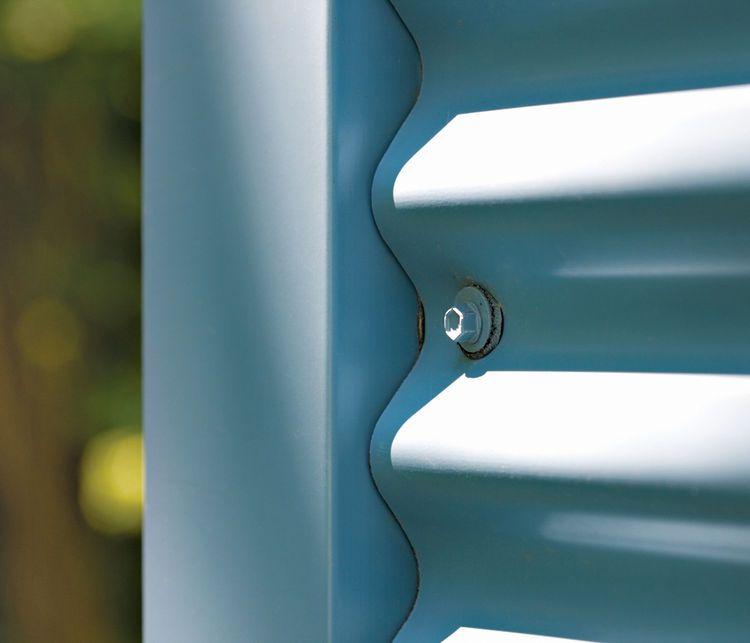 Pin En Metal Fences