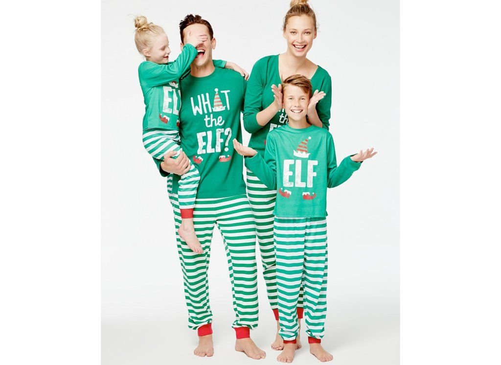 36 Matching Family Holiday Pajamas That Will Make This Year Cozier ... 8f810836b
