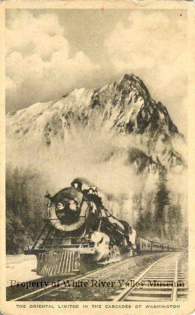 Image of PO-02530, Print, Photographic: Great Northern Railway