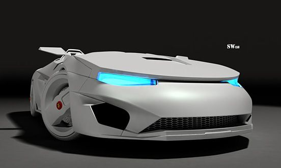 awesome iron man sports car the design inspiration