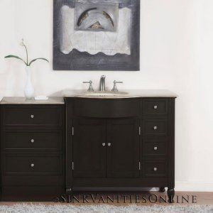 58 1131 With Images Single Sink Bathroom Vanity Single
