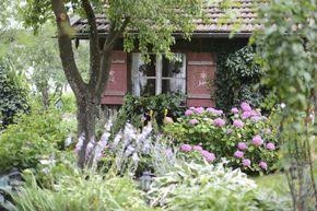 Luxury Cottage Garten anlegen Perfekte Unvollkommenheit schaffen