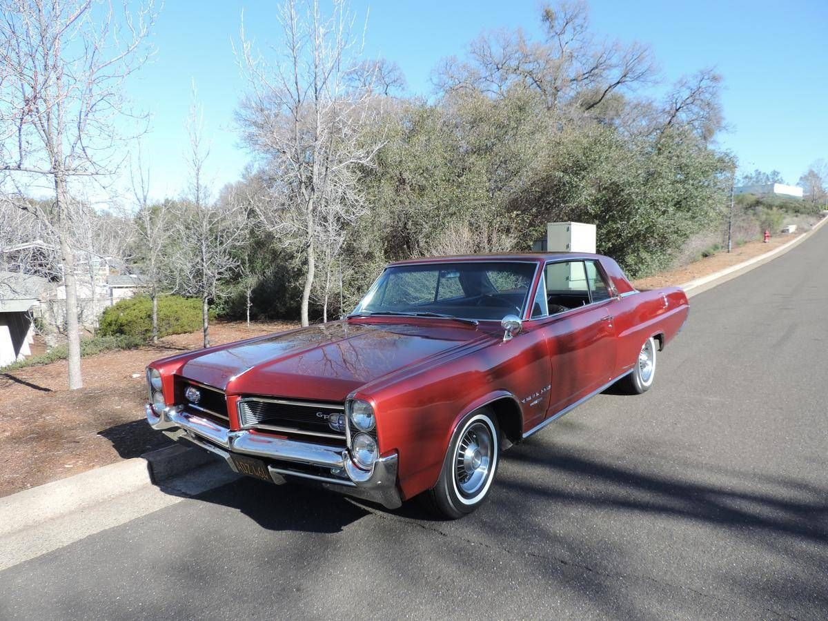 1964 Pontiac Grand Prix Maintenance/restoration of old/vintage ...