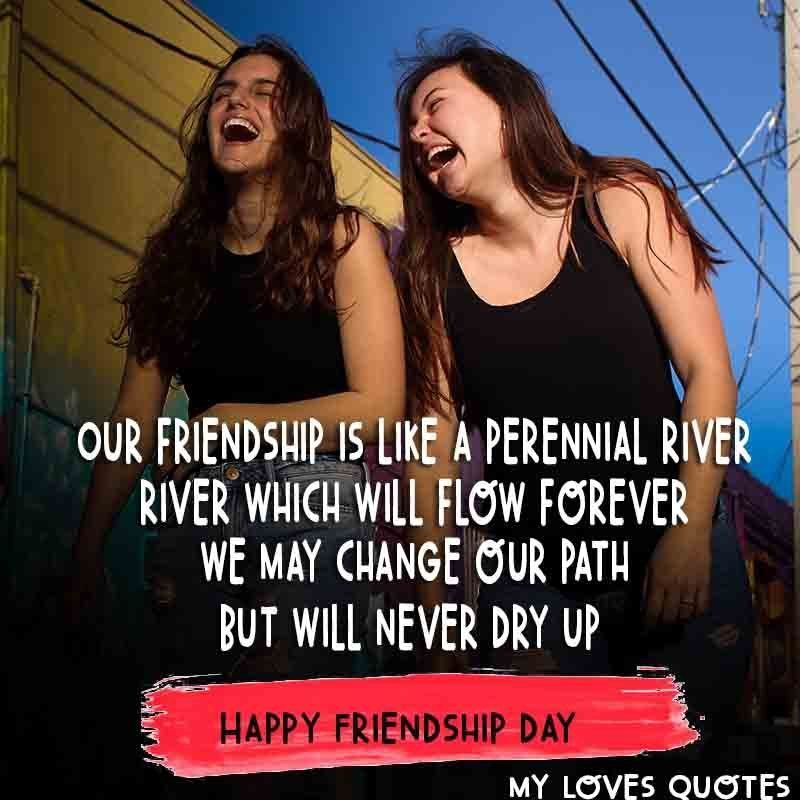 happy friendship day quotes Friendship day quotes, Happy