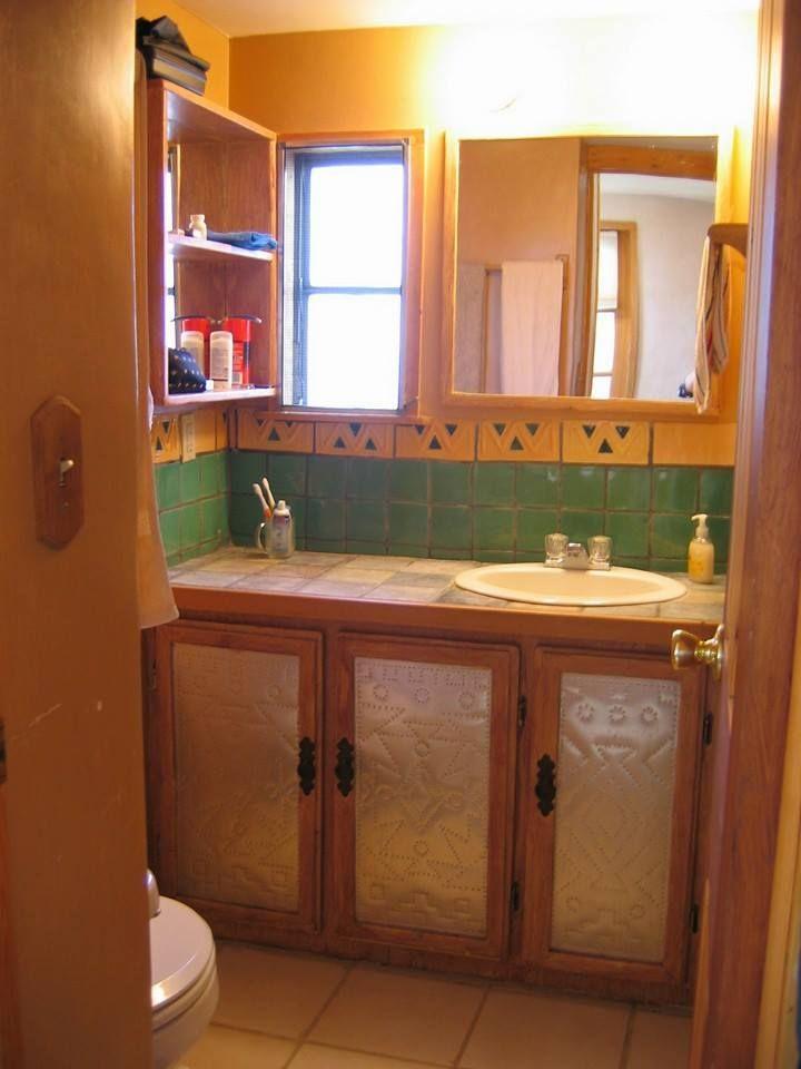 Mobile Home Bathroom Southwest Decor